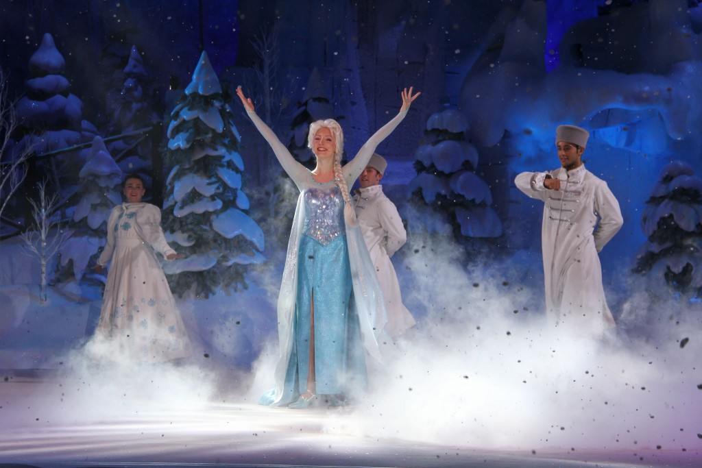 Elsa- Fête Givrée