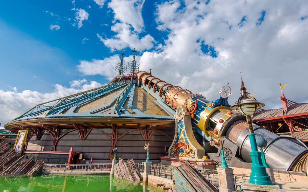 Columbiad Space Mountain