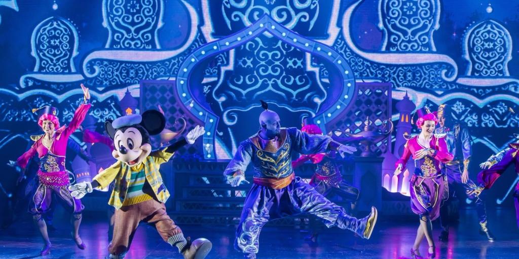 Génie Mickey et le Magicien