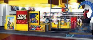 LEGO Store du Disney Village ©Hoth Bricks