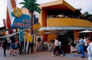 Los Angeles Bar & Grill ©Disney Gazette