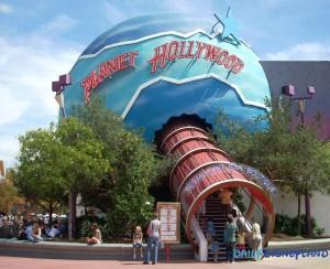 Planet Hollywood ©Radio Disney Club