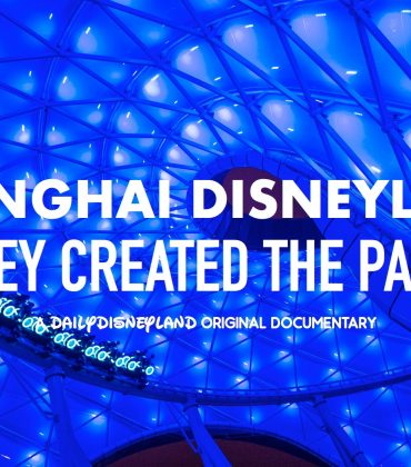 (EN) Shanghai Disneyland : they created the park – The first ever documentary about Shanghai Disneyland