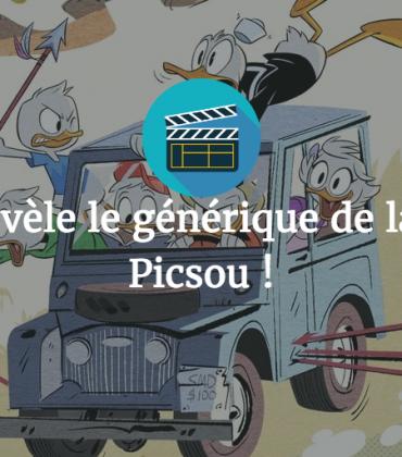 (VIDEO) Disney révèle le générique de la Bande à Picsou !