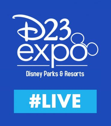 D23 Expo : le live Daily Disneyland !
