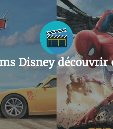 Les films Disney à découvrir cet été