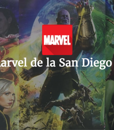Les news Marvel de la San Diego Comic-Con