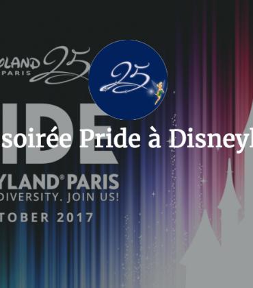 Première soirée Pride à Disneyland Paris
