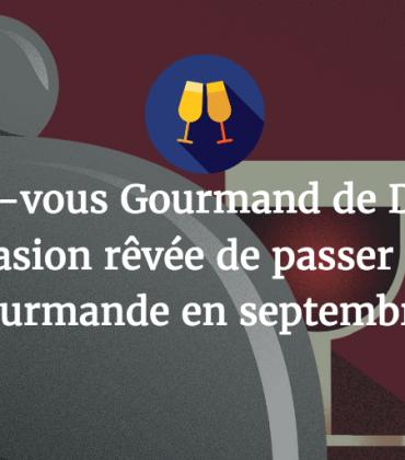 Le Rendez-vous Gourmand de Disneyland Paris : l'occasion rêvée de passer une journée gourmande en septembre.