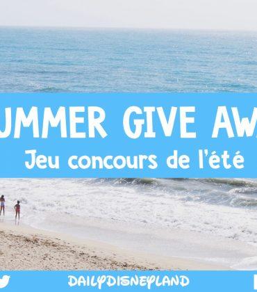 Summer Give Away, jeu concours de l'été : une BD «Disney Pixar Anthologie»