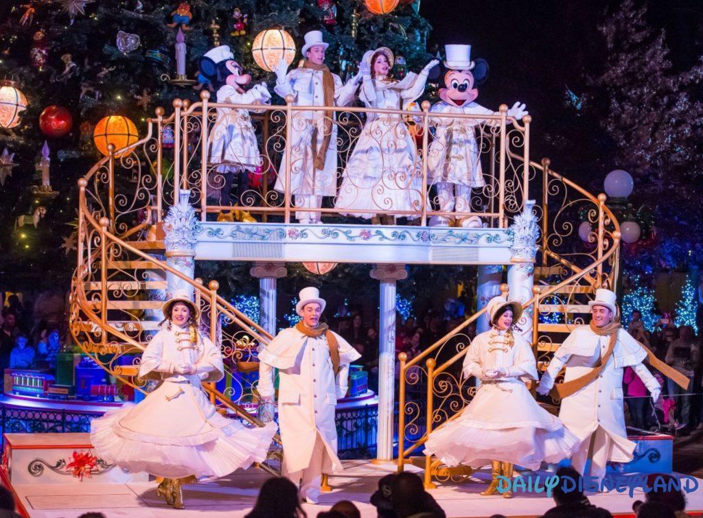 Disneyland paris le programme de la saison de no l 2017 daily disneyland - Disneyland paris noel 2017 ...