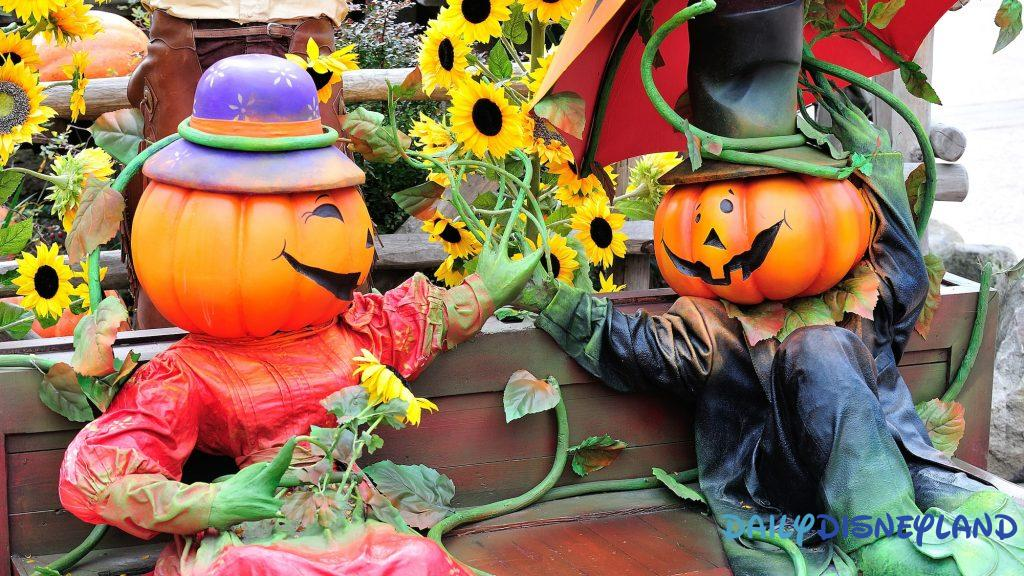 Saison Halloween Disneyland Paris