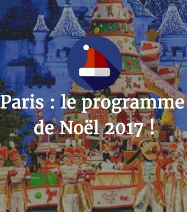 Disneyland Paris : le programme de la saison de Noël 2017 !