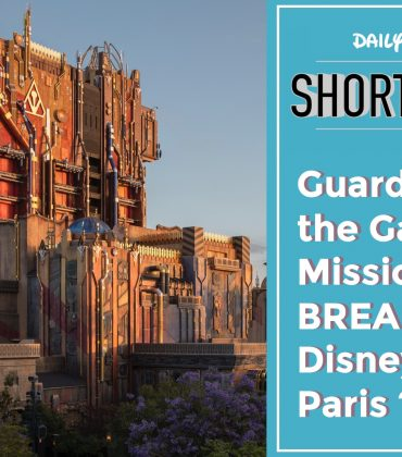 L'attraction Guardians of the Galaxy : mission Breakout à Disneyland Paris ? – Daily Disneyland Short Stories