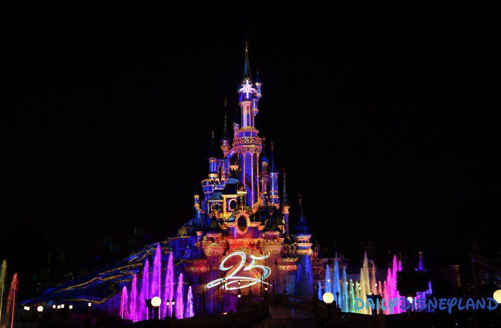 Saison 25e Anniversaire Disneyland Paris
