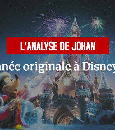 Fin d'année originale à Disneyland Paris ?
