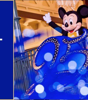 La soirée du Nouvel An en direct avec Daily Disneyland depuis le parc Disneyland