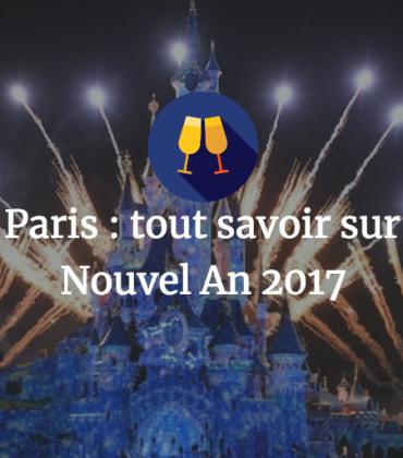 La soirée du Nouvel An 2017 à Disneyland Paris, tout savoir !