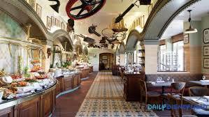 """Le buffet du restaurant """"inventions"""""""