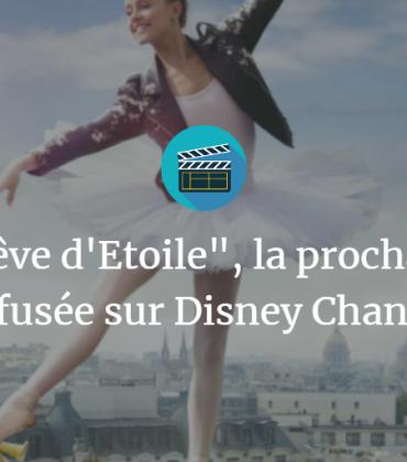 «Léna, Rêve d'Etoile», la prochaine série diffusée sur Disney Channel