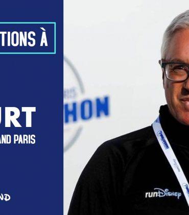 Posez vos questions à Daniel Delcourt, vice-président de Disneyland Paris