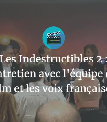 Les Indestructibles 2 : Entretien avec l'équipe du film et les voix françaises