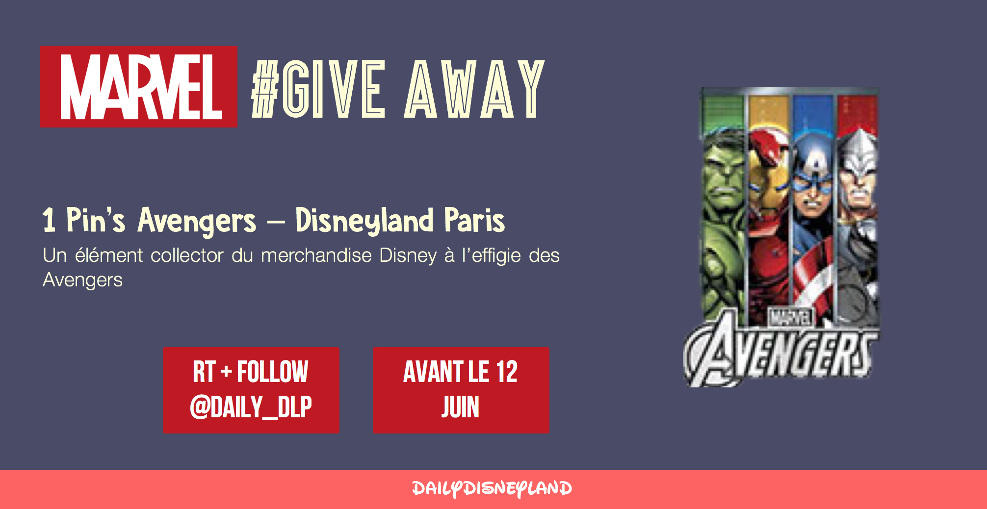 jeu concours marvel disney disneyland paris daily disneyland ete super heros marvel summer