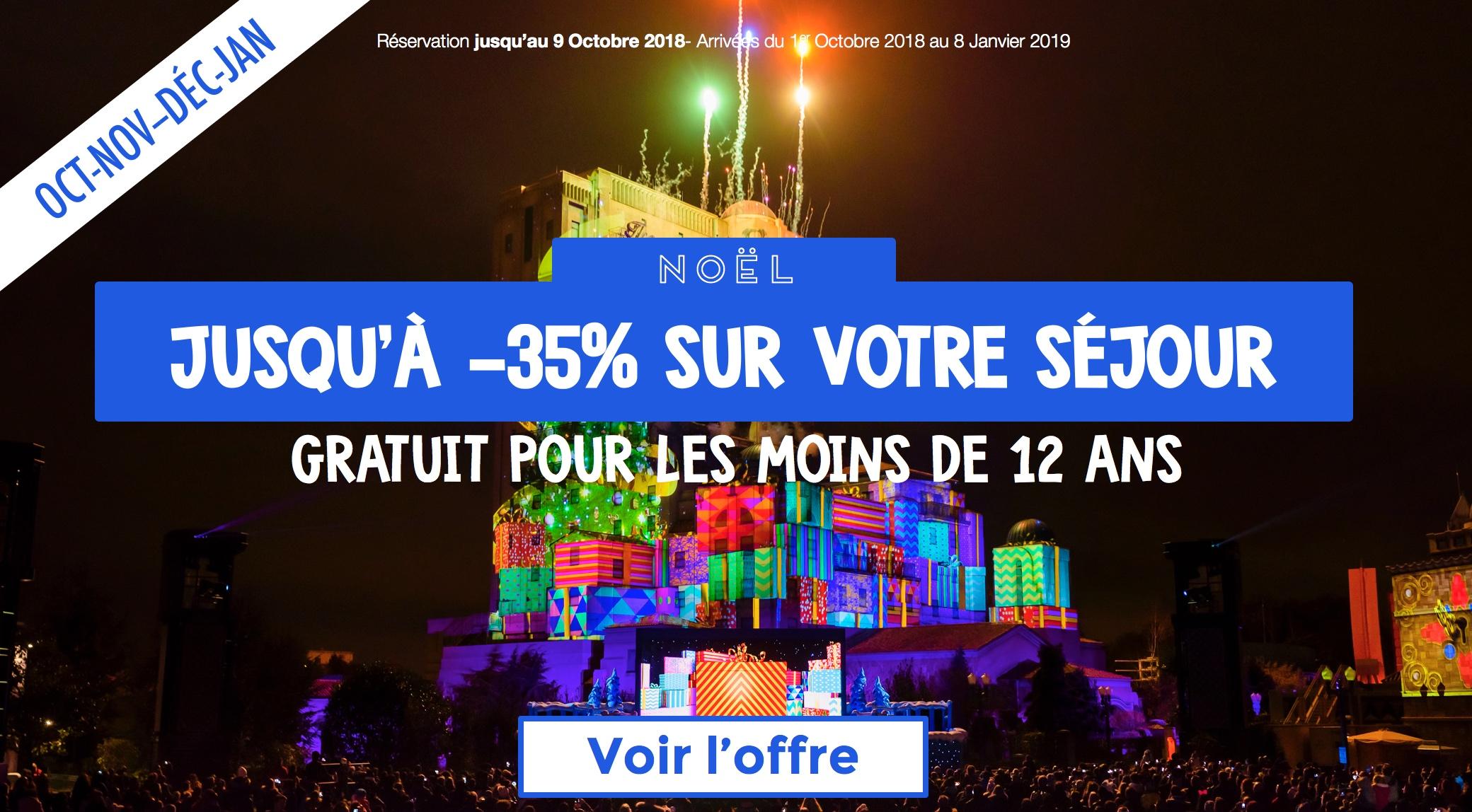 disney noel 2018 promo Toutes les saisons à venir en 2018 à Disneyland Paris : dates  disney noel 2018 promo