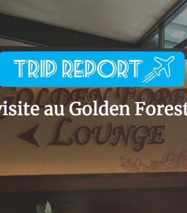 Une visite au Golden Forest Club