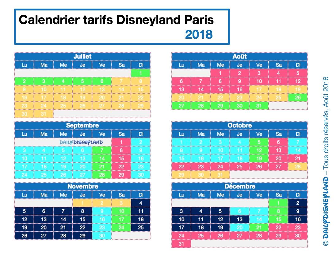 disney noel 2018 promo Disneyland Paris pas cher, calendrier des dates les moins chères  disney noel 2018 promo