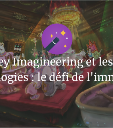 Walt Disney Imagineering et les nouvelles technologies : le défi de l'immersion