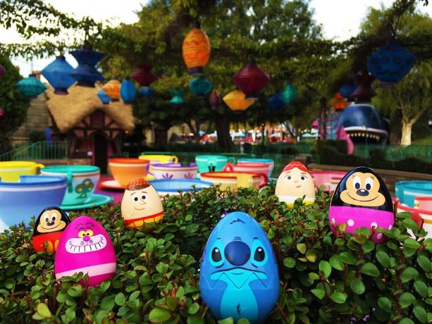 Captivant De Nombreux œufs Ont été Cachés, Et Voici La Carte, Espérons La Voir  Arriver à Disneyland Paris Pour Lu0027année Prochaine.