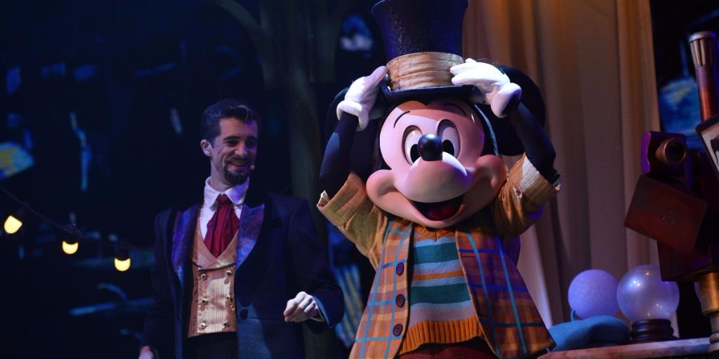 Mickey DLP