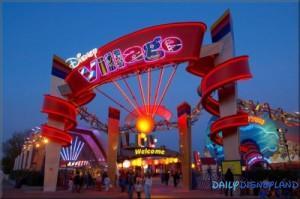Arche du Disney Village ©sortiraparis
