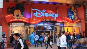 Disney Store ©Disneyland Paris bons plans