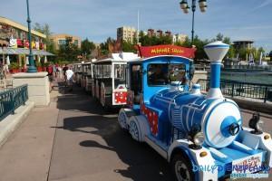 Le Minnie Train ©photosmagiques