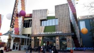Le Starbucks Coffee du Disney Village ©Disneyland Paris