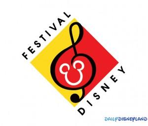 Logo du Festival Disney ©Mondisneylandparis.fr