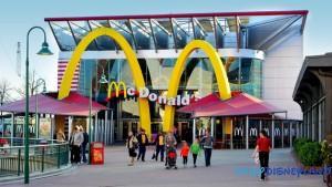 McDonald's ©Disneyland Paris