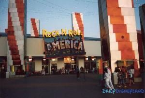Rock'N'Roll America ©Designing Disney