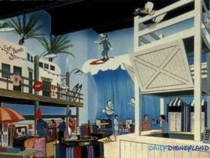 The Surf Shop ©Designing Disney