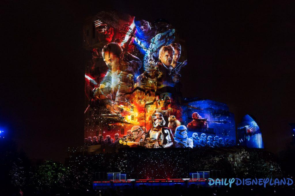 Saison de la Force Disneyland Paris