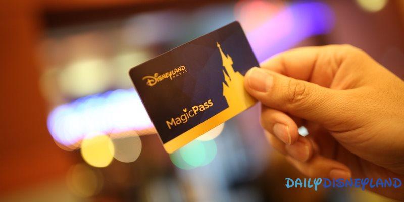 magic pass disneyland paris disney
