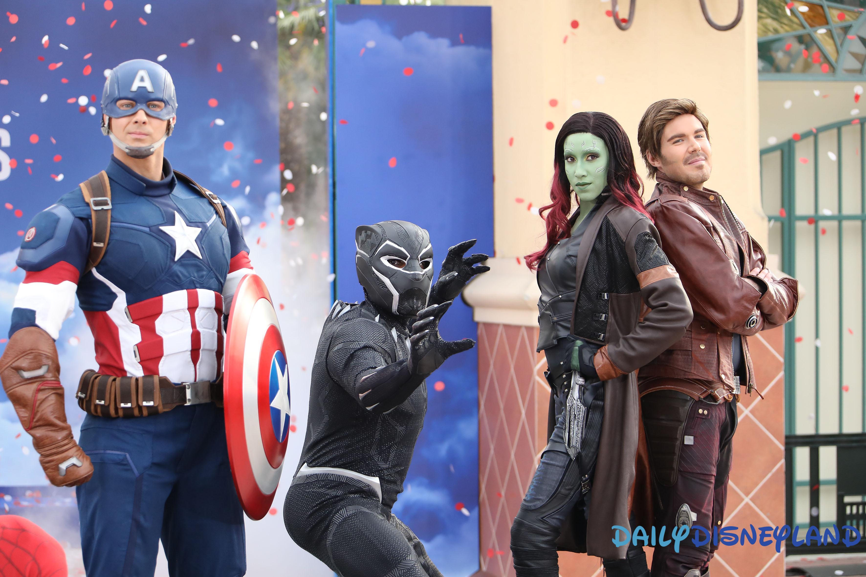 ete super heros marvel marvel summer of super heroes united personnages marvel