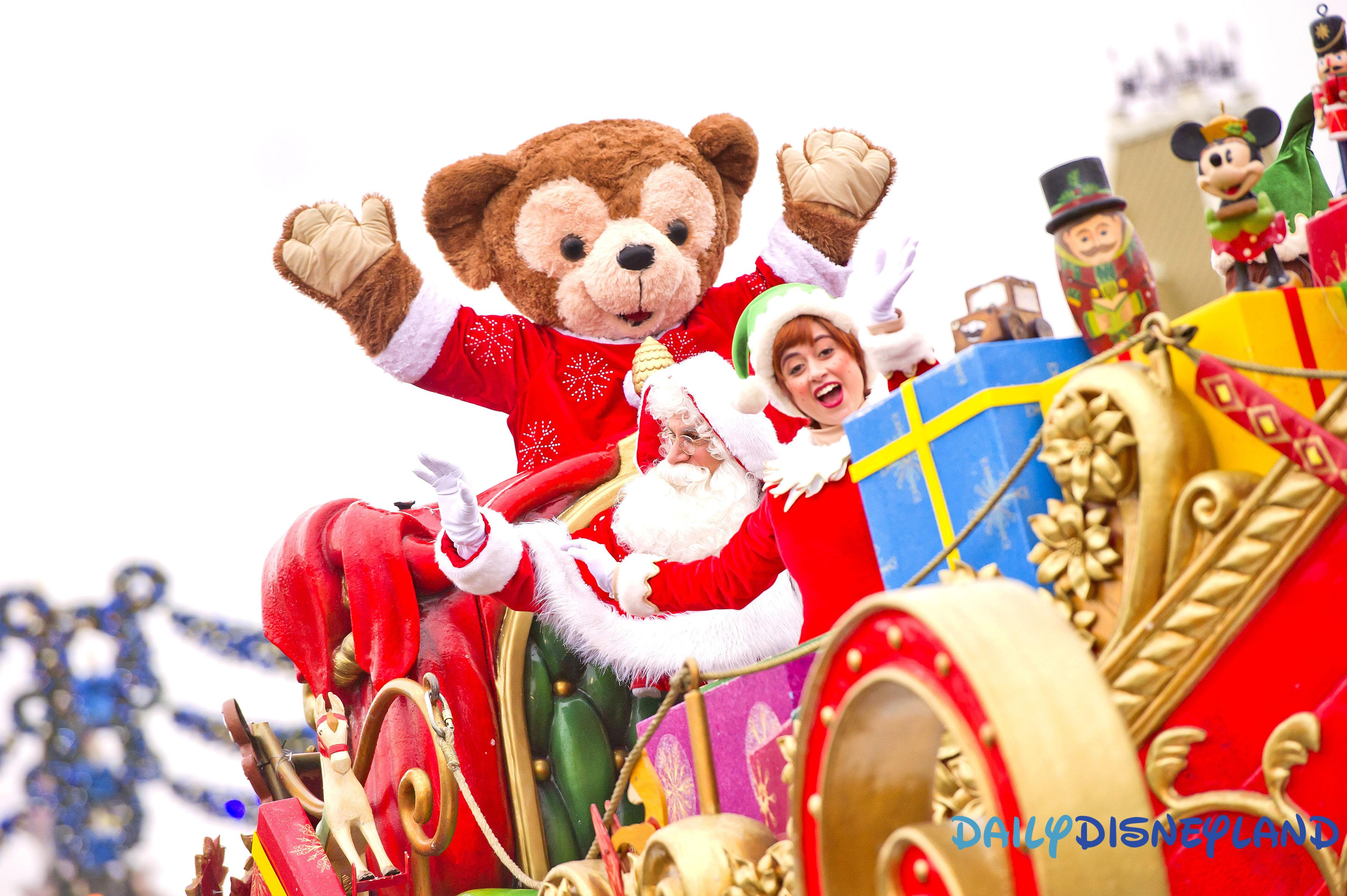 programme saison noel Noël 2018 disney disneyland paris euro disneyland