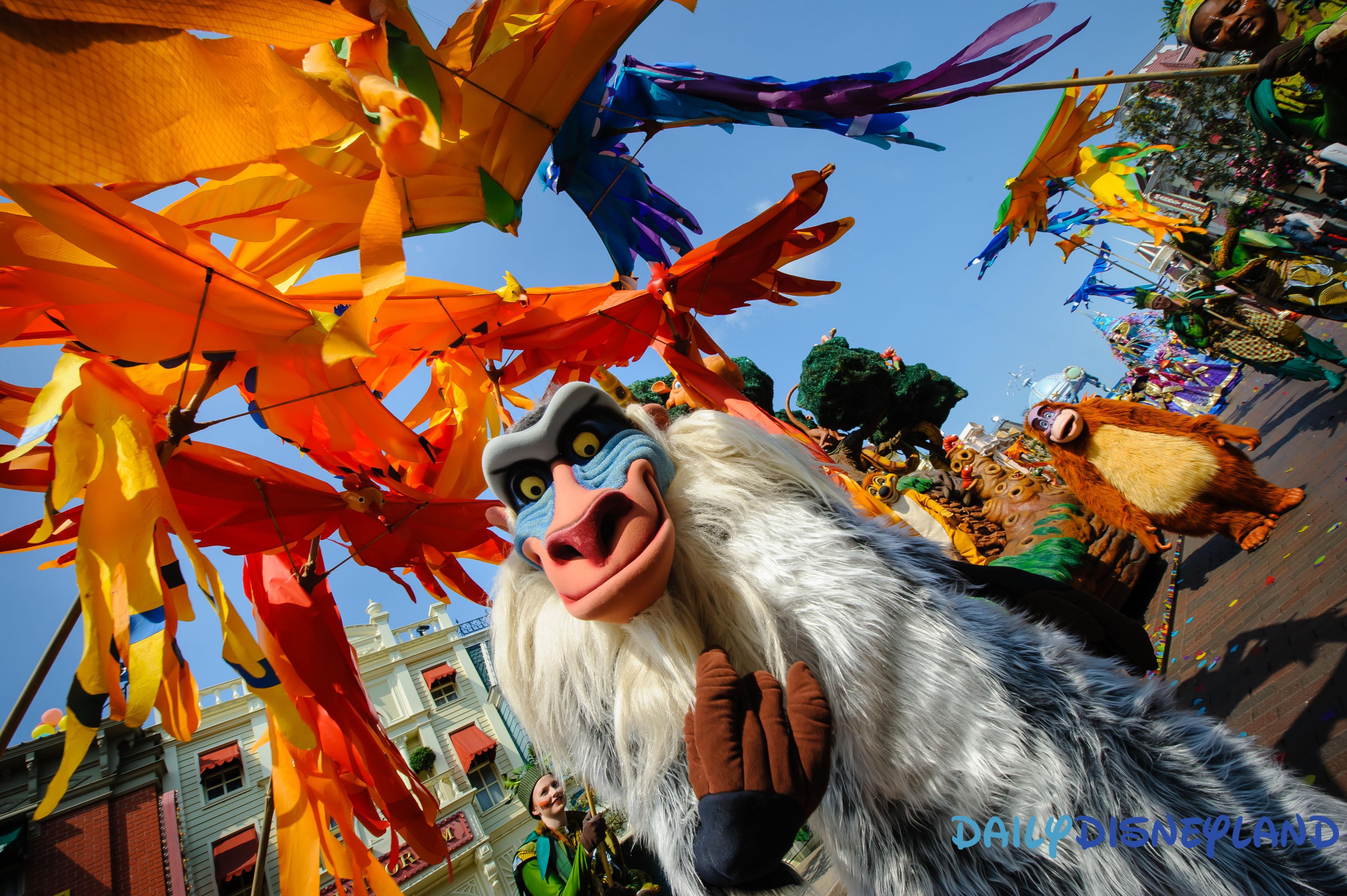dates saisons 2019 disneyland paris festival roi lion jungle ete 2019 disney