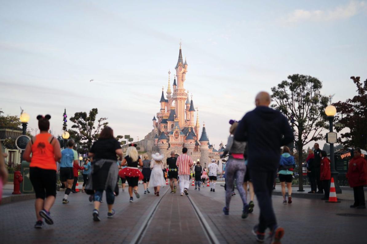 disneyland paris princess run weekend 2020 evenements disney