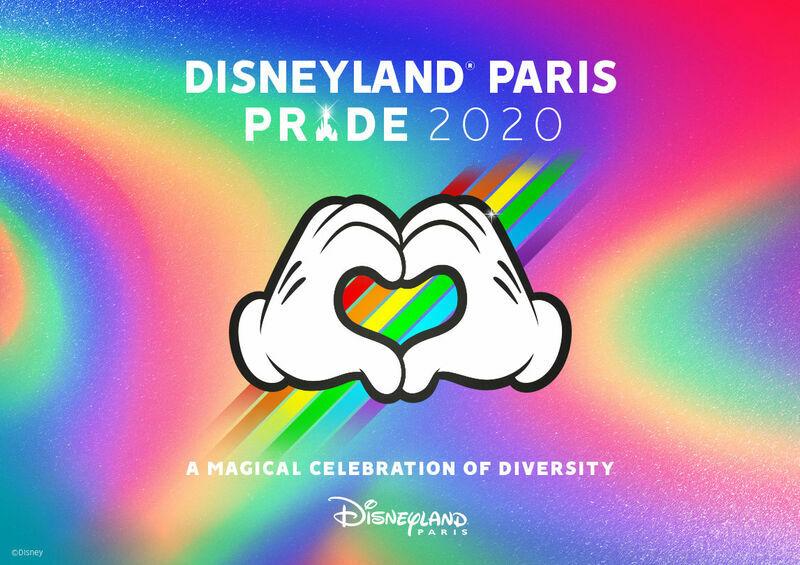 magical pride disneyland paris evenements 2020 disneyland paris saisons