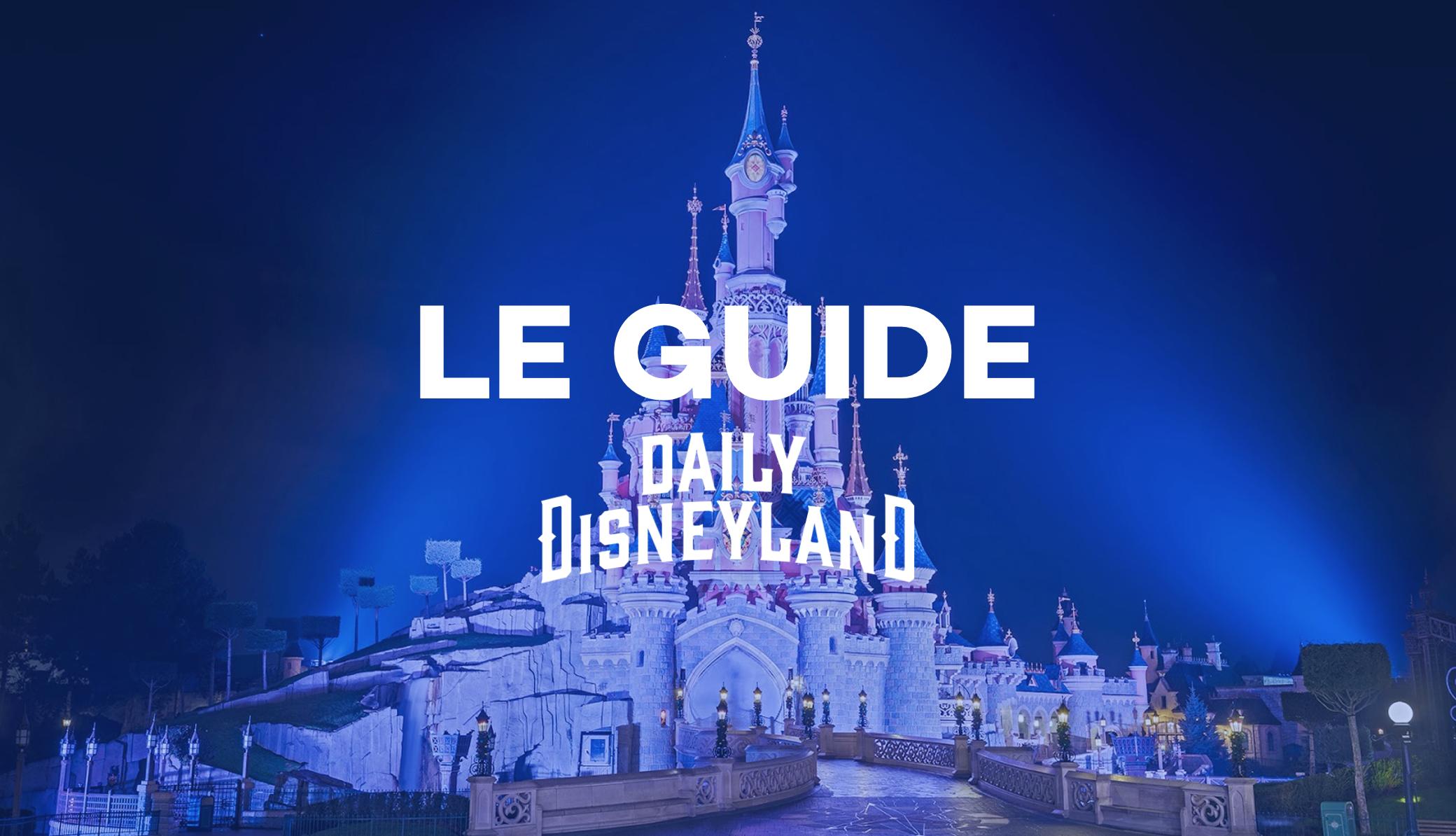 guide disneyland paris daily disneyland