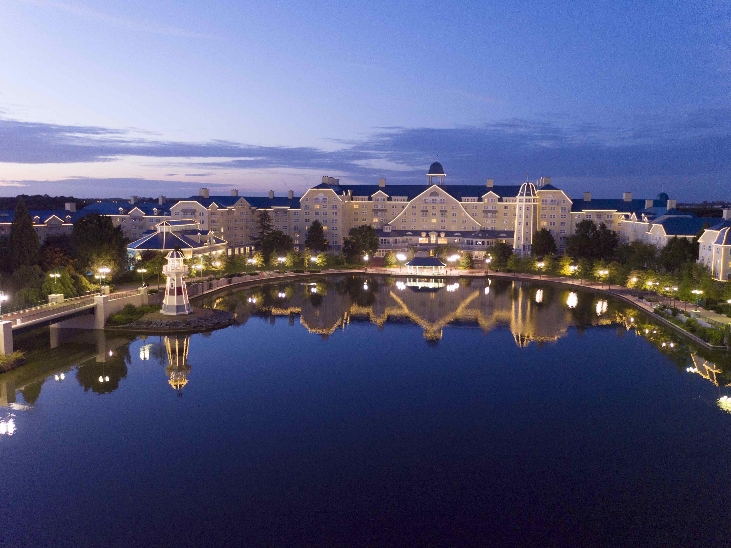 Disney new port bay club disneyland paris